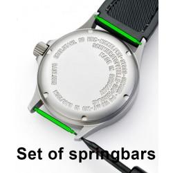 Springbar set