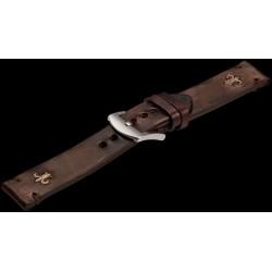 U-Boat strap 23mm Giglio...