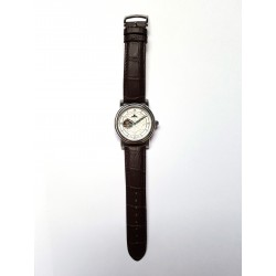 Amir Watch Silver/White -- Limited edition