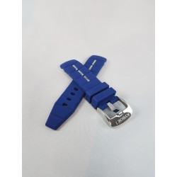 Kyboe watch strap blue 48mm