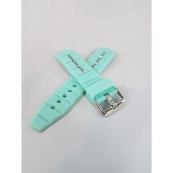 Kyboe horlogeband mint groen 48mm