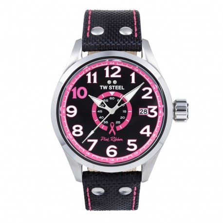TW Steel TW973 Pink Ribbon edition