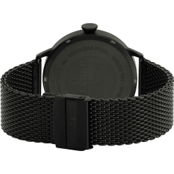 Welder Moody WRC408 45mm Black Case Mesh Black Strap