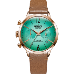 Welder Moody WWRC112 undefined undefined Case LeatherLeather undefined Strap