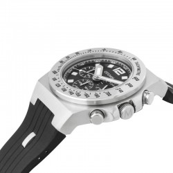 Otumm Athletics Chrono Steel Black 45mm