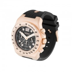 Otumm Athletics Chrono Rose Gold Dark 45mm