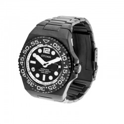 Otumm Scuba Metal Black 45mm