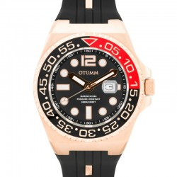 Otumm Scuba Rose Gold 01 Black 52mm