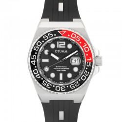 Otumm Scuba Steel Color 01 Black 45mm