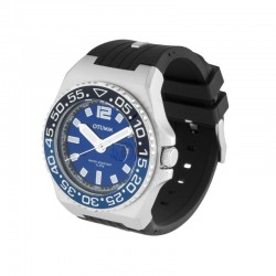Otumm Athletics II Steel Calendar Black 45mm