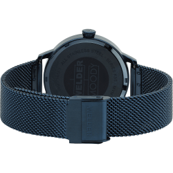 Welder Moody WRC720 36mm Blue Case Mesh Jean Strap