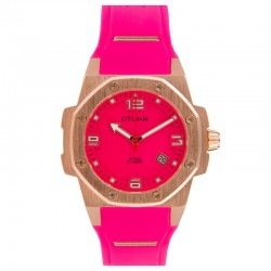 Otumm Classic Speed 41mm Rose Gold Pink