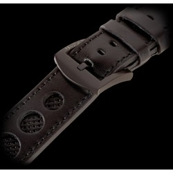 U-Boat 23mm Calf black IPB U-Strap 4976