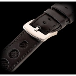 U-Boat 20mm Calf black Steel U-Strap 1340